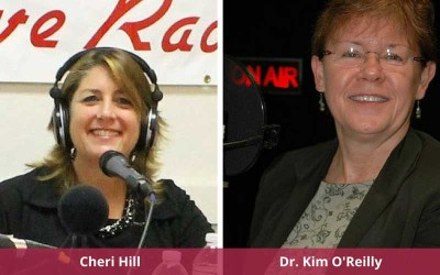 Dr. Kim O'Reilly on The Cheri Hill Show