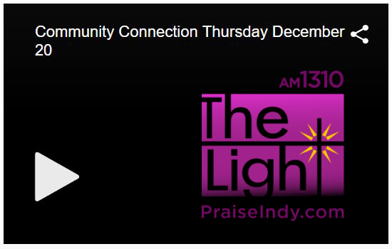 Interview on The Light Radio_Audio Link