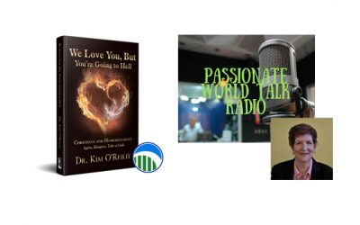 Passionate World Talk Radio – Book Interview