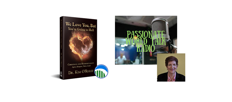 Passionate World Talk Radio – Book Interview